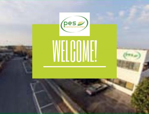 PES Company Reorganization & PES Engineering New Website