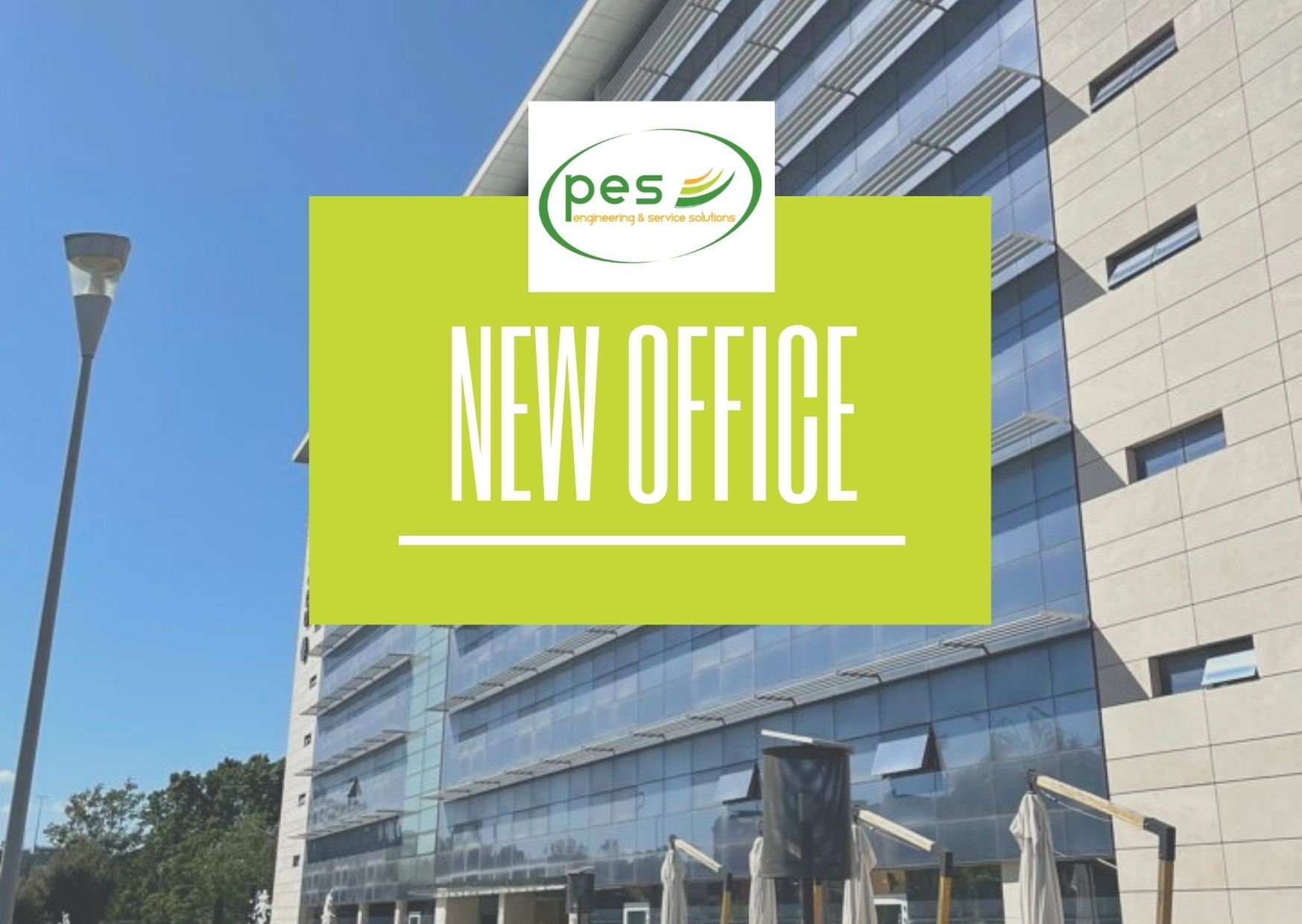 pes new office rome